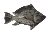 11 x 7 x 0.5 inches home decor fish collection