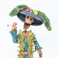 Dia de los Muertos, Halloween