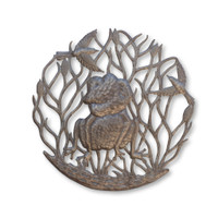 Frog, Birds, Pond, Garden, Home Decor, Interior Design, Outdoor Decorations, Sustainable, Eco-Friendly, Handcrafted, Handmade, Recycle, Recyclable