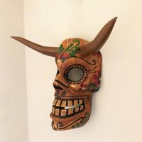 devil skeleton mask