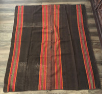 Bolivian Poncho Tarabuco , from Potosi Bolivia, Vintage Textile, Collectible Item
