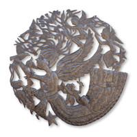 Birds Decor, Sculpture, One-of-a-Kind, Haiti, Haitian Art, Sustainable, Wings, Handcrafted, Handmade, Limited Edition, Angel, Angelic Art, Birds