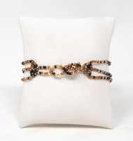 Bracelet Made with Seed Beads, Multi Strand