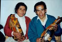 Gourd Artist Cochas Chicas Peru Pablo Hurtado