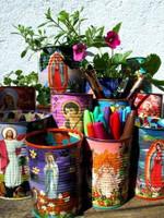 living with religious folk art