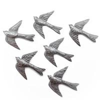 Birds, Flying Birds, Garden, Pigeons, Doves