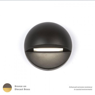 LED 12V Round Deck and Patio Light (16|3011-27BBR)