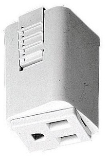 Outlet Adapter (143|T33 WH)