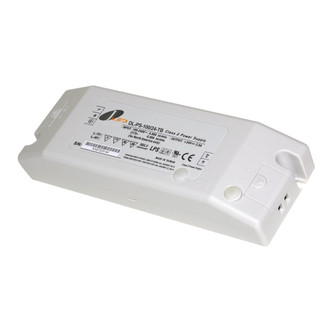 24V Dc Hardwire LED Power Supply With Terminal Block Connection. (614|DL-PS-100/24-TB)