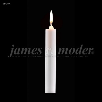 Faux Candle (130 96424-W)