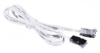 Instalux 72-in Tape-to-Tape Light Linking Cable  White (51 X0111)