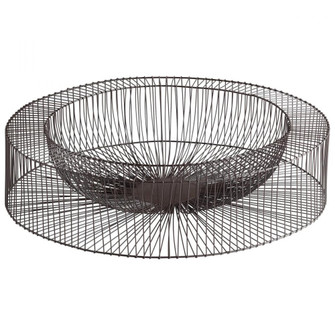 Large Wire Wheel Tray (179|05834)