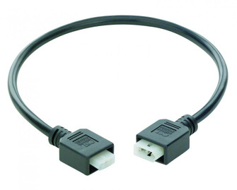 ECO-COUNTER LED ACCESSORIES 10IN BLACK INTERLINK CABLE SPEEDLINK COMPATIBLE (206 QL-10BK)