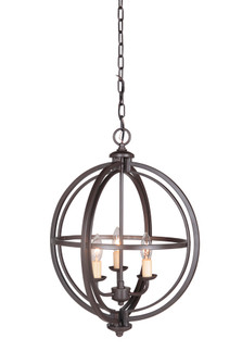 3 Light Foyer (20|40133-ESP)