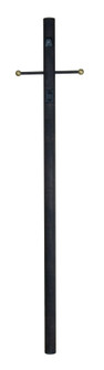 84'' Smooth Post w/Photocell & Outlet (20 Z8794-TB)