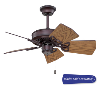 30'' Ceiling Fan, Blade Options (20|PI30OB)