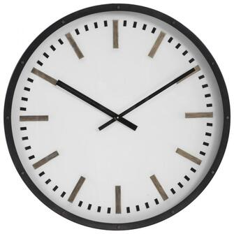 Uttermost Fleming Large Wall Clock (85 06103)