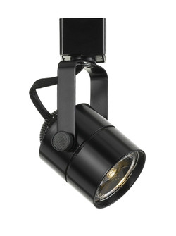 Dimmable 10W intergrated LED Track Fixture. 700 Lumen, 3300K (162 HT-611M-BK)