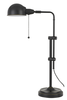 60W Corby Pharmacy Desk Lamp With Pull Chain Switch (162|BO-2441DK-ORB)