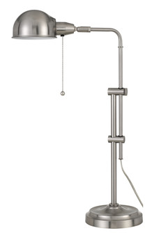 60W Corby Pharmacy Desk Lamp With Pull Chain Switch (162|BO-2441DK-BS)