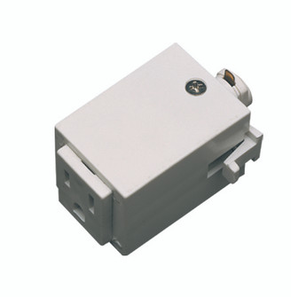 Outlet Adaptor (3 Wires) (162|HT-277-WH)