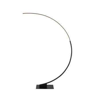 Cortina 25W LED Floor Lamp (12|AC7593BK)