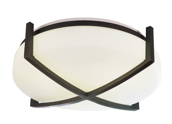 Restoration 15.25'' LED Flush Mount (1|REF162400L30D1RB)