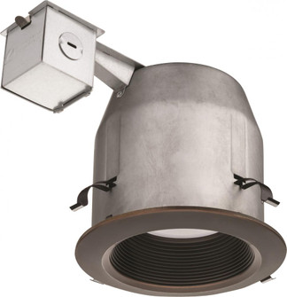 5 in. Oil Rubbed Bronze 3000K LED Baffle Recessed Lighting Kit (525 225Y49)