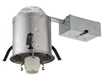 4 in. Recessed Incandescent Remodel Housing (525 122H7W)