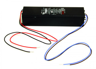 Hardwire power supply, 12 Volt DC, 1-60 watts, Not dimmable (44 LED-DR60-12)