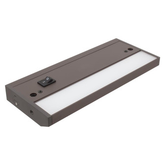 ALC2 Series Dark Bronze 8.75-Inch LED Dimmable Under Cabinet Light (44|ALC2-8-DB)