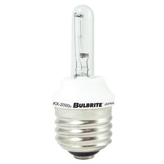 60-Watt Dimmable KX-2000 Krypton/Xenon T3, Medium Base, Clear (203|473360)