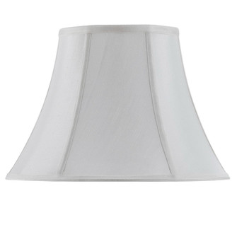 Vertical Piped Scallop Bell (162|SH-8104/18-WH)