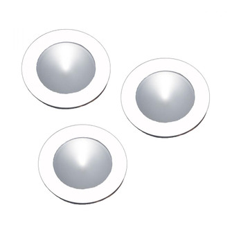 Polaris Kit LED, 9W Driver/Harness, 3x3x1W Osram 32K 700mA Puck in White (91|WLE140C32K-0-30-3)