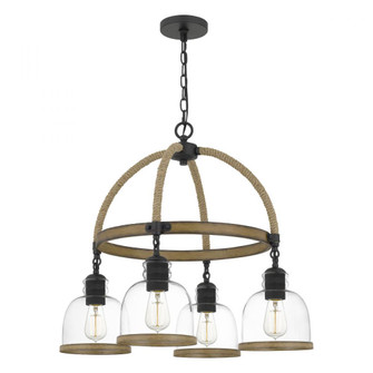Wagner Chandelier (26|WAG5026MBK)