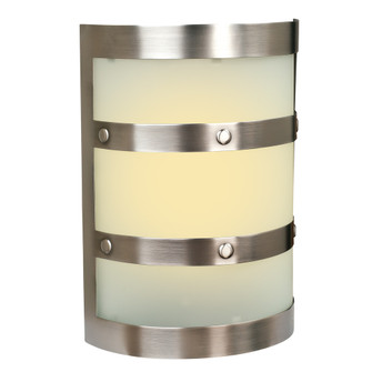 LED Contemporary Cylinder w/Frost Glass (20 ICH1405-PT)
