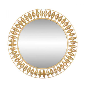 Forever Round Mirror - French Gold (158|342A01FG)