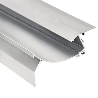 Tape Extrusion Channel (10688|1TEC2W1RC8SIL)