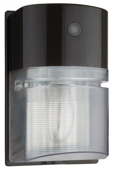 Outdoor Bronze Wall-Mount Dusk to Dawn Metal Halide Wall Pack (525|172APX)