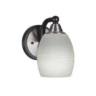 Wall Sconces (418 3421-MBBN-615)