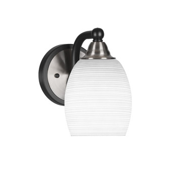Wall Sconces (418 3421-MBBN-4021)