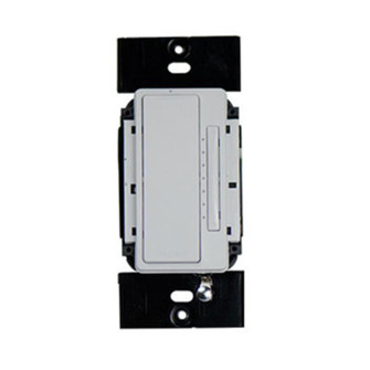 In-Wall Remote RF Dimmer, White LC2103-WH (5710|LC2103-WH)