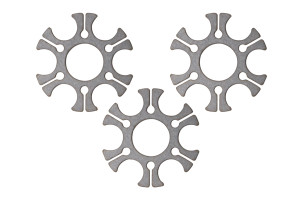 Pack of 3 for sale online Ruger 90460 LCR 9mm 5-Round Moon Clips