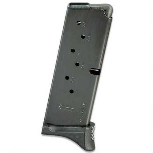 RUGER EC9S/ LC9S 7-ROUND 9MM MAG W/ EXTENDED FLOORPLATE