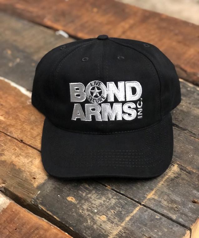 Bond Arms - Ball Cap - Black