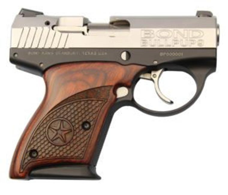 Bond Arms Bullpup 9mm