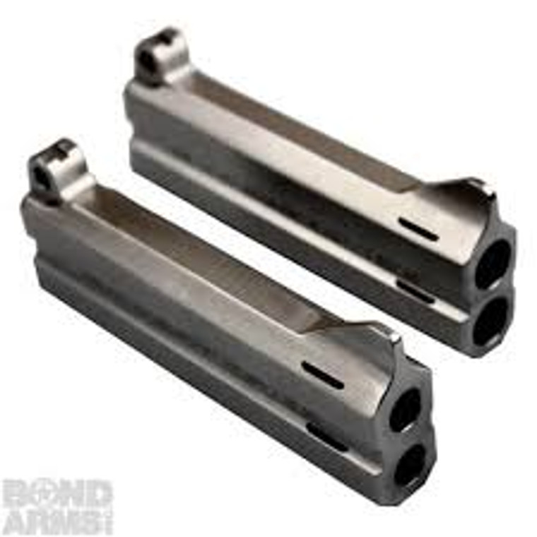 Bond Arms - 4.25 Inch Mag-Na-Port™ Ported Accessory Barrel .357MAG/.38SPL .45/410
