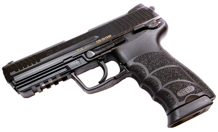 Heckler & Koch, HK® - HK45 US V1 45 ACP Pistol