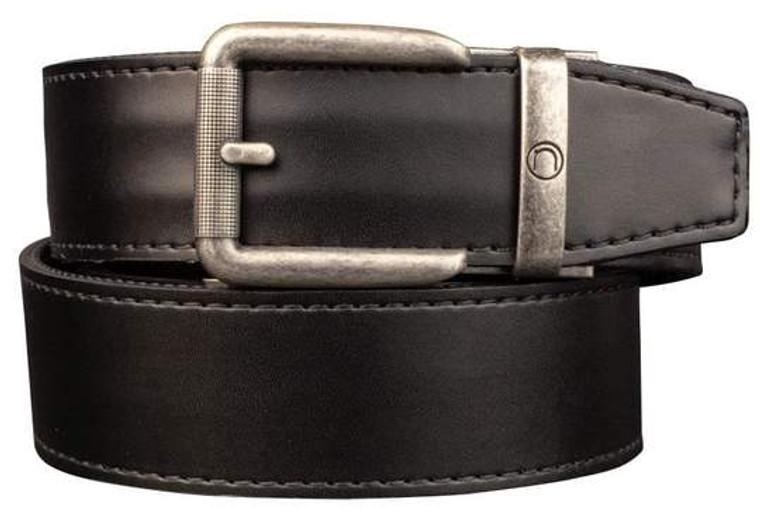 NexBelt - EDC Rogue Black - PCS3310 Belt with no Holes