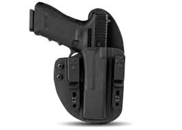 Crossbreed holsters The Reckoning holster Leather/Kydex IWB/OWB Convertible Holster